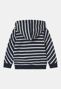 Petit Bateau - Zip-up hoodie - smoking/marshmallow - 1