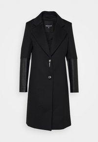 Patrizia Pepe - CAPPOTTO COAT - Classic coat - nero - 4