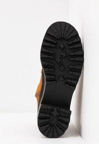 Madden Girl - JACK - Platform ankle boots - whiskey - 6