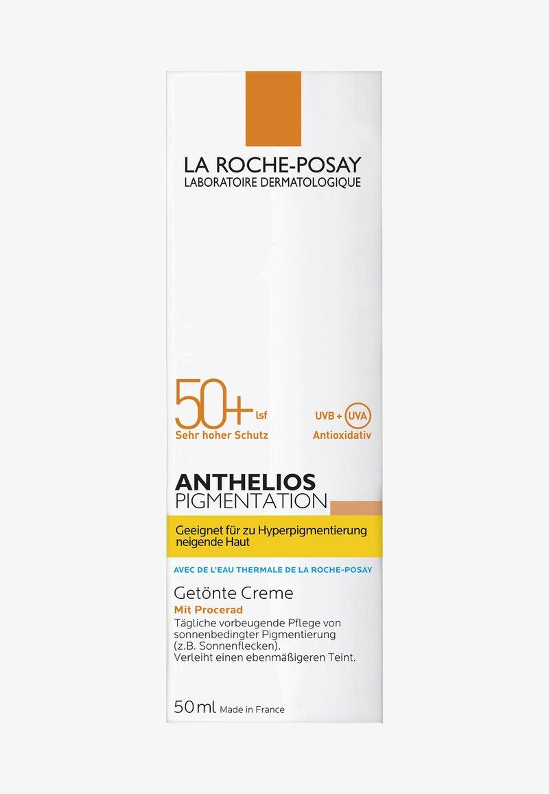 La Roche-Posay - SUN CARE LA ROCHE-POSAY ANTHELIOS PIGMENTATION LSF 50+ BEI ZU HY - Sun protection - -