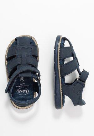 TRICLEO - Sandals - marine