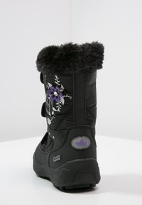 LICO - MARY  - Winter boots - schwarz/lila - 3