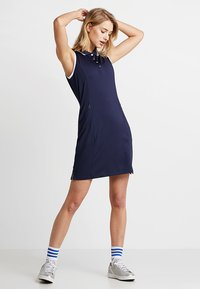 Callaway - GOLF DRESS WITH TIPPING - Sports dress - peacote - 1