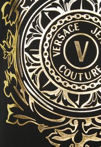Versace Jeans Couture - DRESS - Jersey dress - black - 9