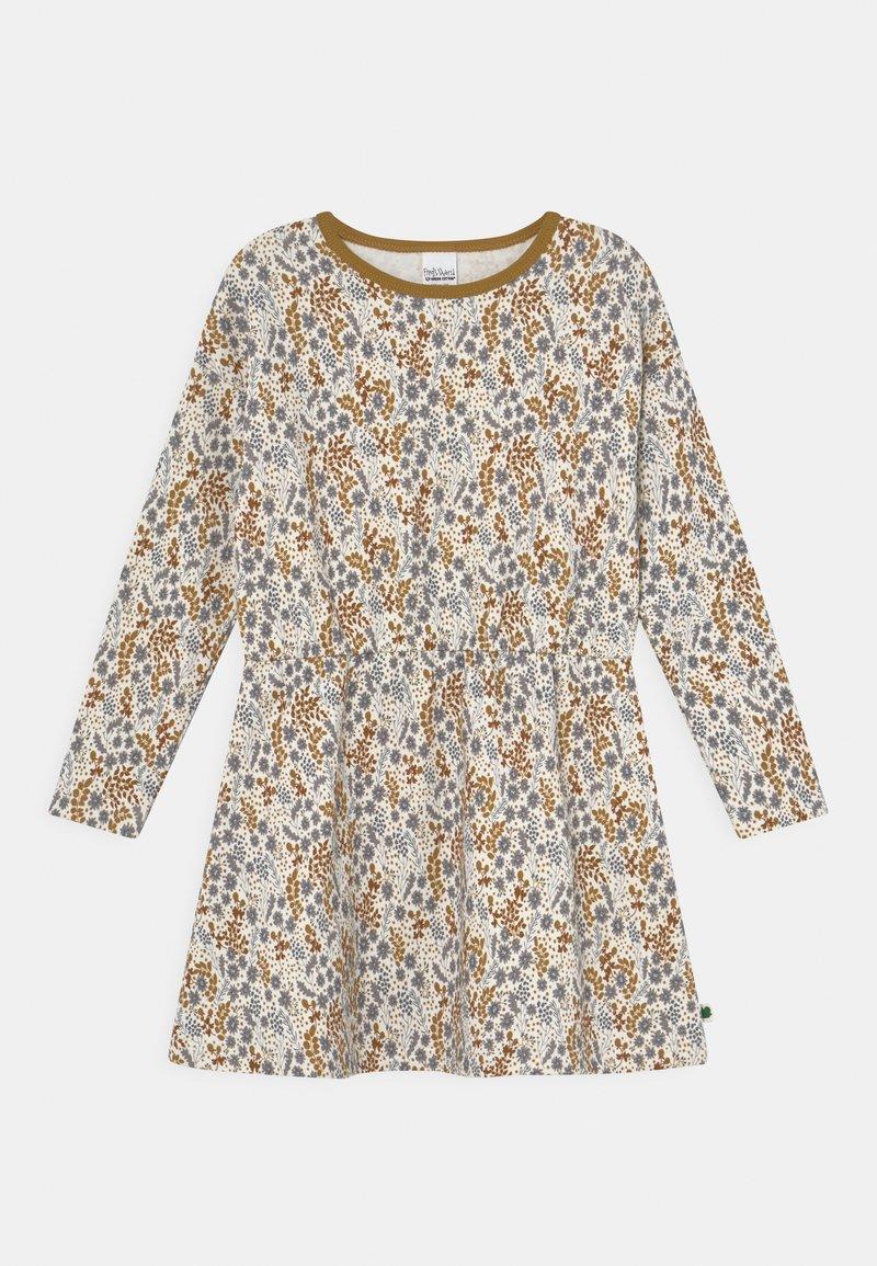 Fred's - BOTANY DRESS - Jurk - buttercream