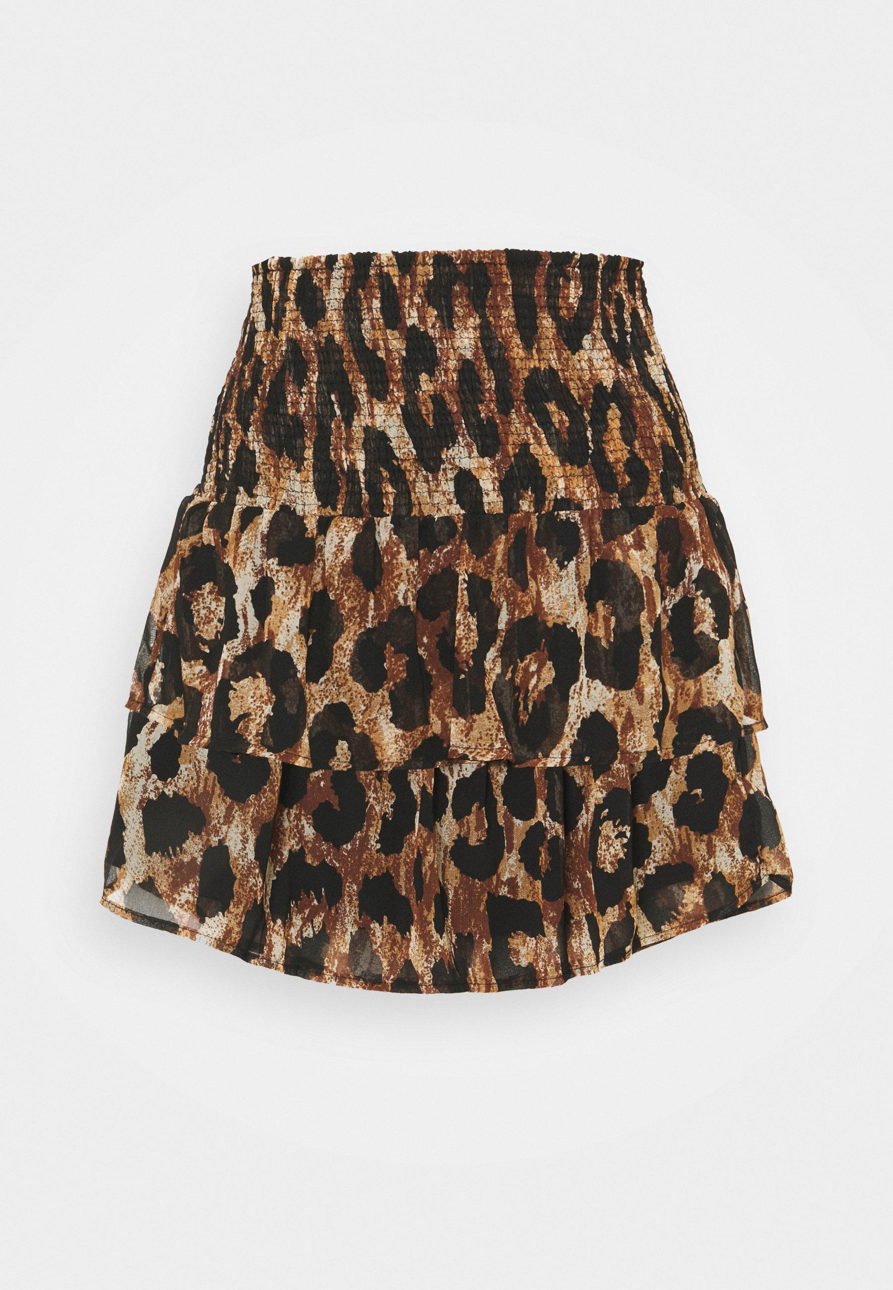Women PCLEON SKIRT - Mini skirt