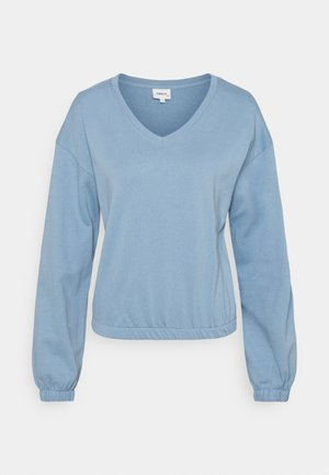 ONLBRIA LIFE VNECK - Sweatshirt - allure