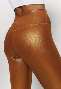 Nike Performance - ONE - Medias - gold/tawny/gold - 4