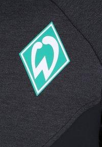 Umbro - SV WERDER BREMEN PRÄSENTATIONSJACKE HERREN - Training jacket - black marl / black - 2
