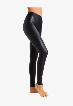 Leggings - Strümpfe - black