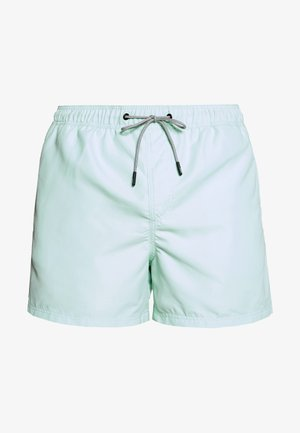 JJIARUBA SWIM  SHORTS - Swimming shorts - brook green