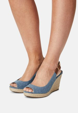 KICKS  - Sandals - blue
