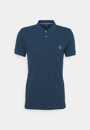 SLIM FIT - Polo majica - teal