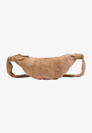 Bæltetasker - camel