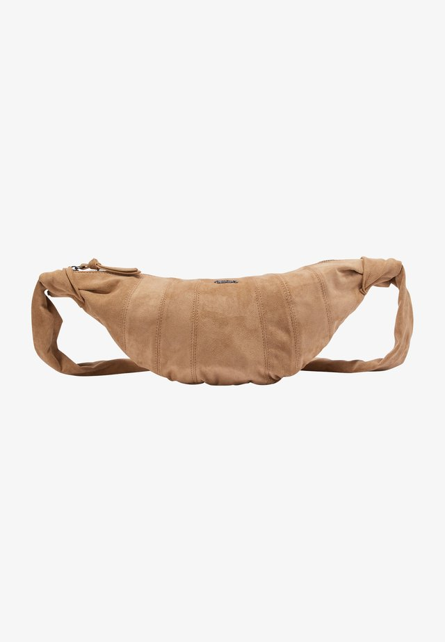 Bum bag - camel