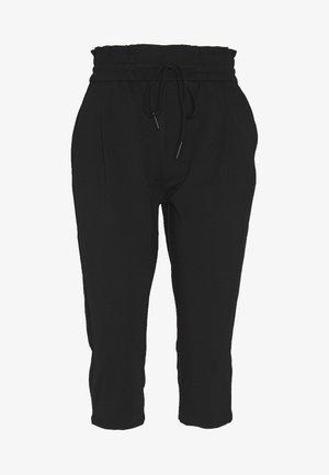 VMEVA LOOSE RUFFLE KNICKER - Trousers - black