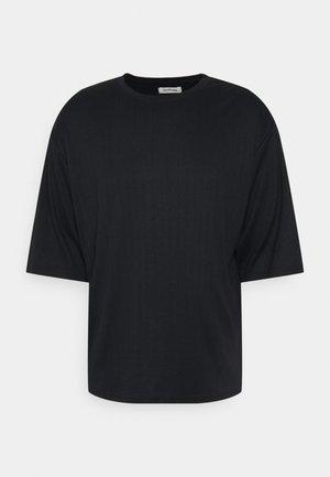 UNISEX 3/4 SLEEVED - T-shirts basic - black