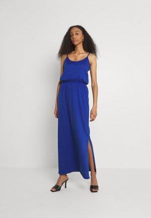 VIDREAMERS SINGLET - Maxi dress - mazarine blue