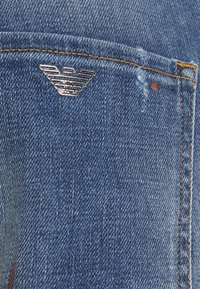 Emporio Armani - Slim fit jeans - blue denim - 2