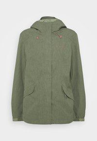 Vaude - ROSEMOOR - Hardshell jacket - fango - 3