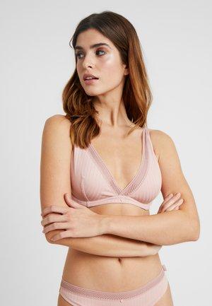 ALVAH BRA - Triangle bra - pink