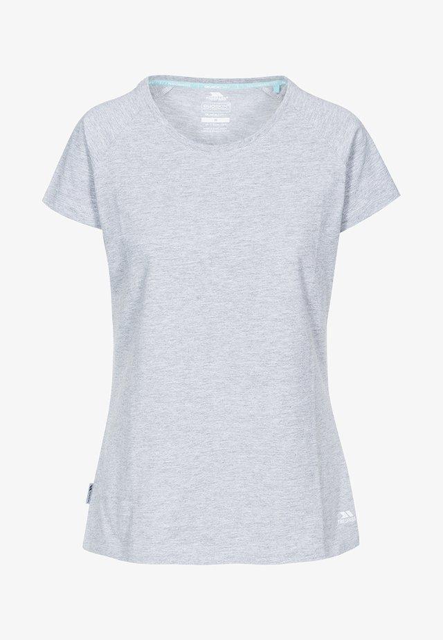 BENITA  - Basic T-shirt - grey