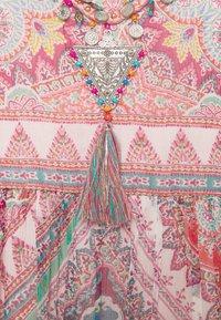 Derhy - SIRENE DRESS - Maxi dress - coral - 2