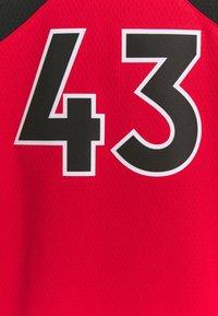 Nike Performance - NBA TORONTO RAPTORS SWINGMAN  - Club wear - university red - 6