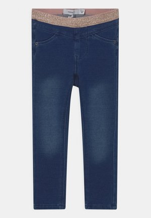NMFPOLLY  - Jeansy Skinny Fit - medium blue denim