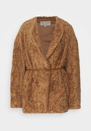PALENA - Winter coat - camel