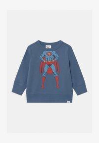 GAP - TODDLER BOY SUPERMAN CREW - Sweatshirt - bainbridge blue - 0