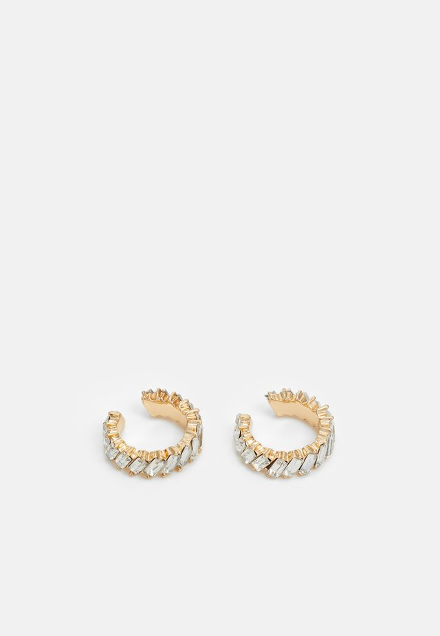 EARCUFFS - Orecchini - gold-coloured/silver-coloured