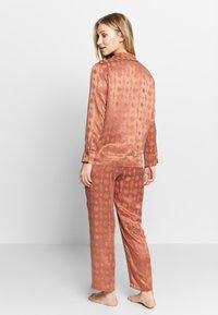 LOVE Stories - JEANNE - Pyjama top - copper - 2