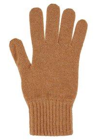Johnstons of Elgin - CASHMERE GLOVES - Gloves - camel - 3