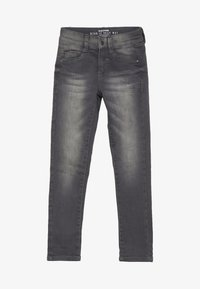 s.Oliver - Slim fit jeans - grey denim - 3