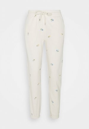 TALL - Pantaloni sportivi - off-white