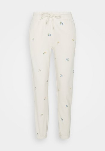 TALL - Tracksuit bottoms - off-white