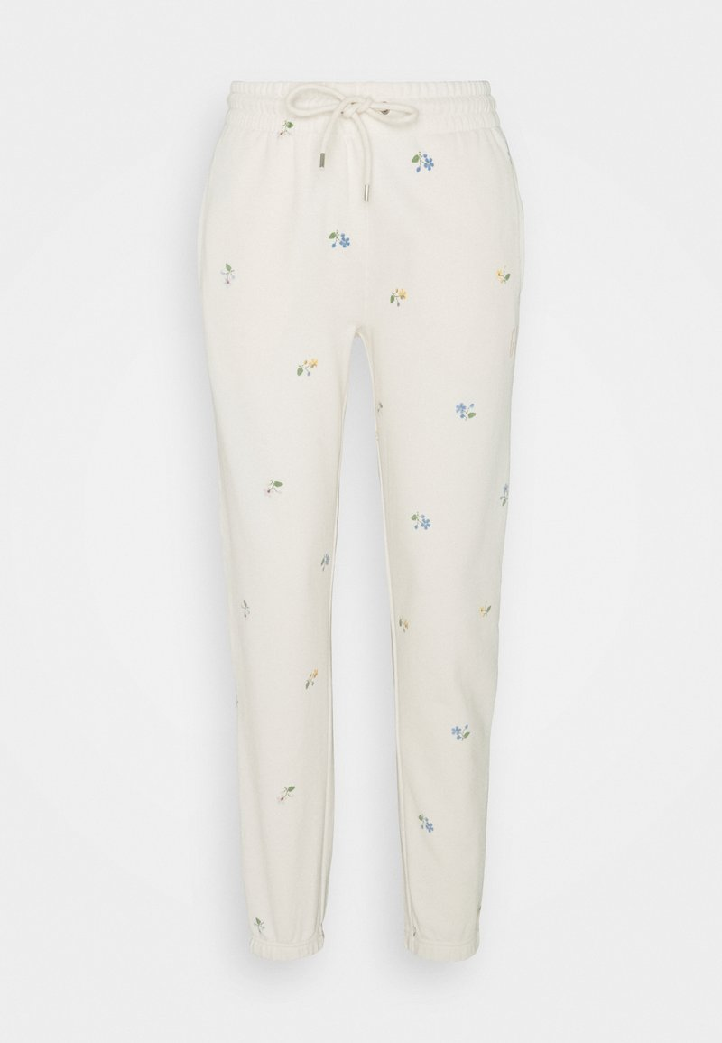 GAP - TALL - Tracksuit bottoms - off-white