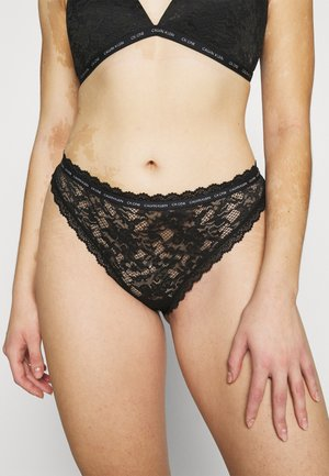 THONG - Stringi - black