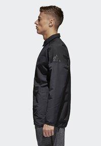 adidas Performance - ADIDAS Z.N.E. ANTHEM SUPERSHELL - Training jacket - black - 2