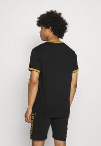 Brave Soul - T-shirt med print - jet black - 2