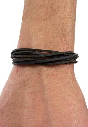 ALVAR - Bracelet - schwarz