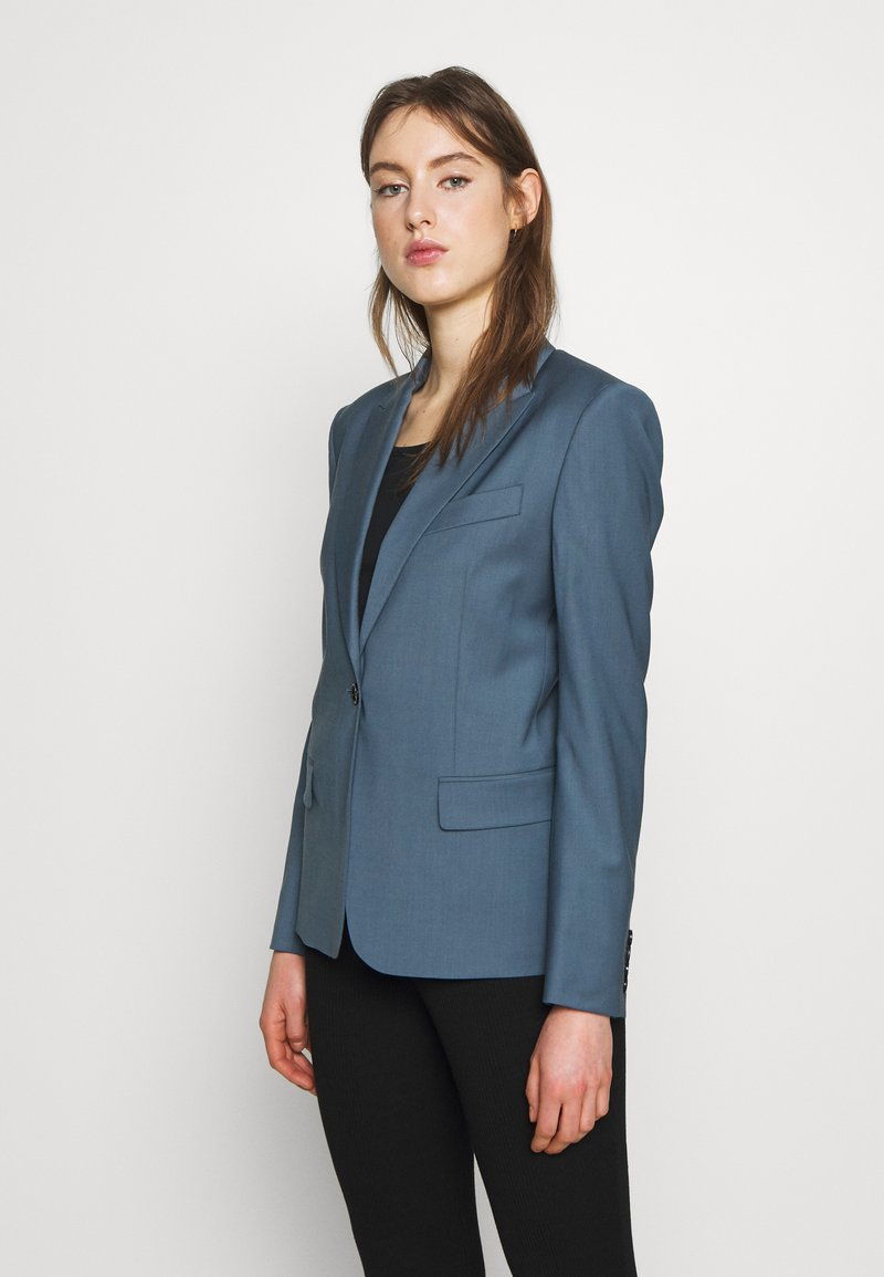 Filippa K - SASHA COOL - Blazer - blue grey
