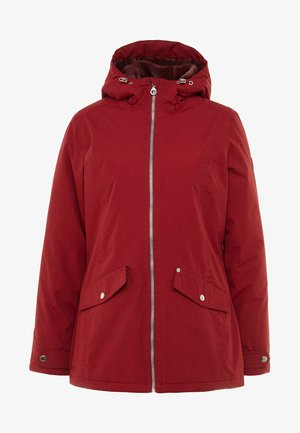 BERGONIA - Veste d'hiver - delhi red