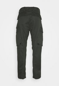 G-Star - DRONER RELAXED TAPERED CARGO PANT - Reisitaskuhousut - stretch asfalt - 1
