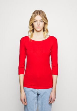 DICARE - Long sleeved top - red