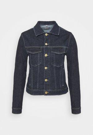 JANE - Džínová bunda - indigo