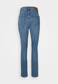 Madewell - HIGH RISE BOY - Slim fit jeans - moorland - 1