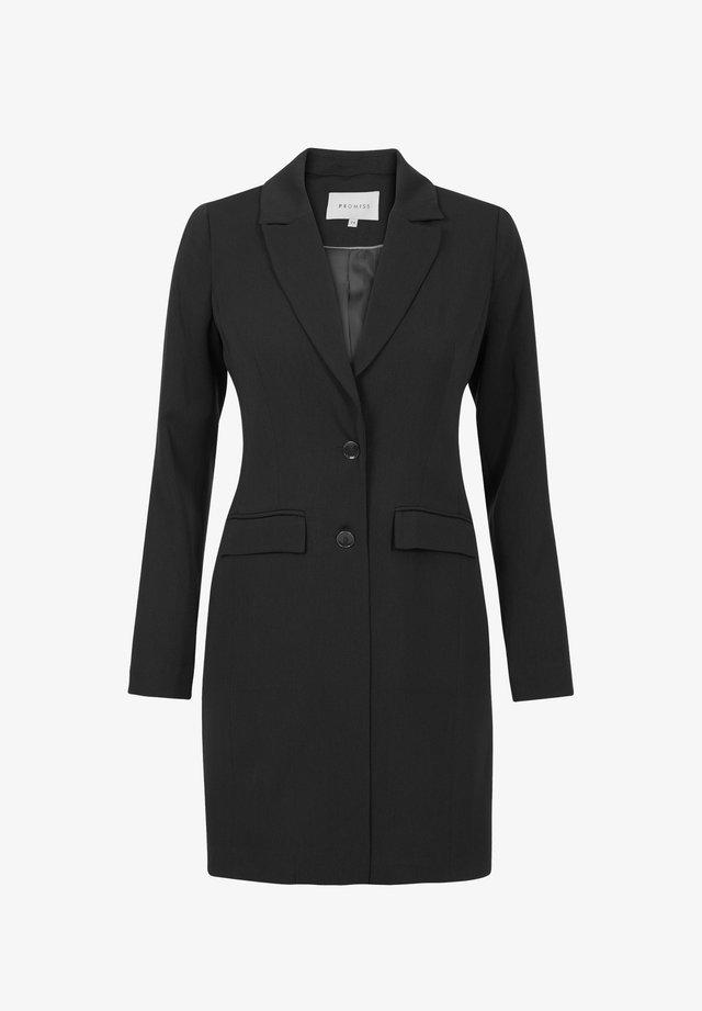 BODIL  - Short coat - black