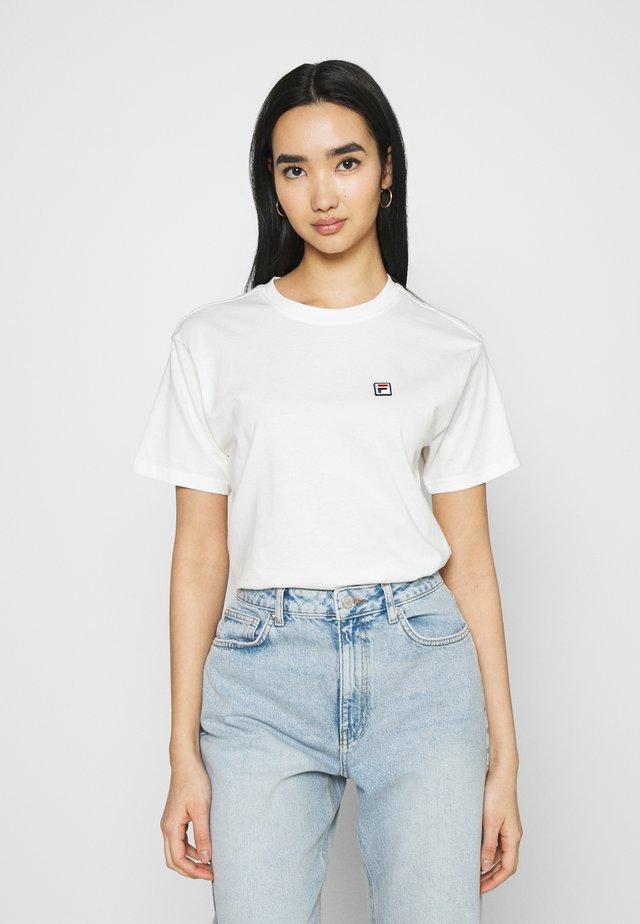 NOVA - Jednoduché triko - blanc de blanc